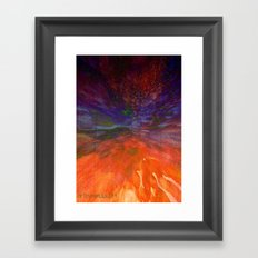 Lost Horizons Framed Art Print