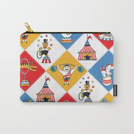 Baby Circus Carry-All Pouch