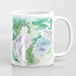 Smoke on the Sunrise Coffee Mug