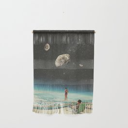 Summer with a Chance of Asteroids Wall Hanging