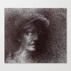 yalnızlık Canvas Print