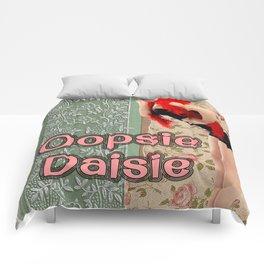Oopsie Daisie Comforters
