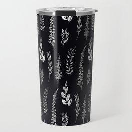 Black Ramitas Travel Mug