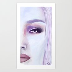 Stahma Art Print