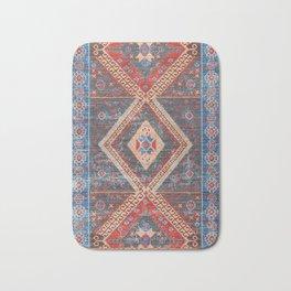 (N16) Boho Moroccan Oriental Artwork for Rustic and Farmhouse Styles. Bath Mat