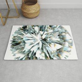 Diamond-Flowerhead Rug