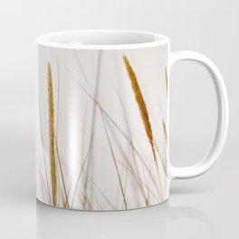 Beach grass | Calm natural fine art print | Netherlands Coffee Mug
