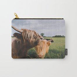 Highland Cows II Carry-All Pouch
