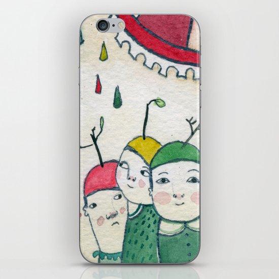 Amis iPhone & iPod Skin