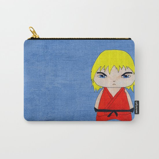 A Boy - Ken Carry-All Pouch