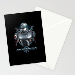 Pacific Vault Stationery Cards