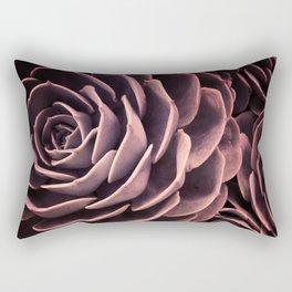 DARKSIDE OF SUCCULENTS I-C Rectangular Pillow