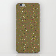 pip spot old gold iPhone Skin