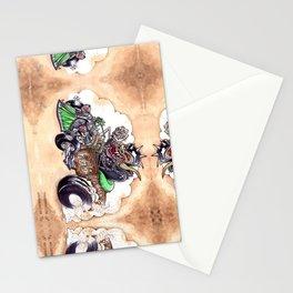 Snaggletooth-Fink Stationery Cards