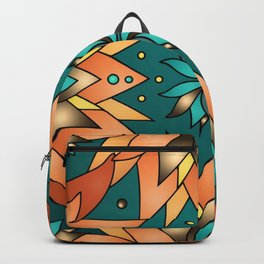 Tribal Mandala Backpack