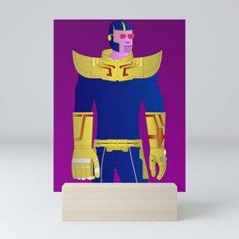 Thanos Mini Art Print