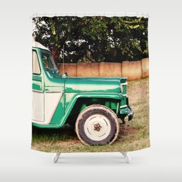 4WD Shower Curtain