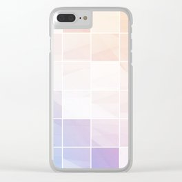 Evolving Technology Evolution as a Background Art Clear iPhone Case