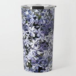 Blue phlox spring flower Travel Mug