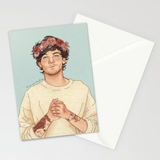 Tommo Flower crown Stationery Cards