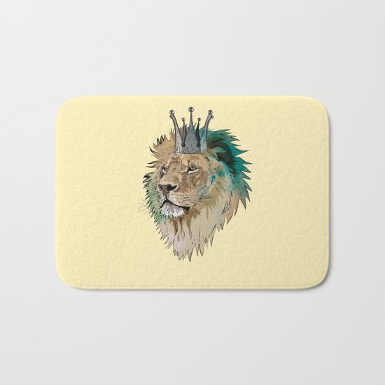 The King Bath Mat