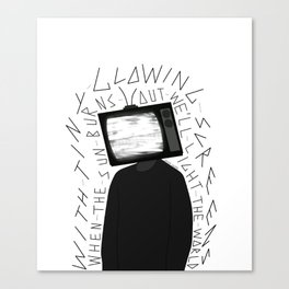 TGS Canvas Print