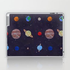The 9 Planets! Laptop & iPad Skin