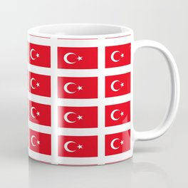flag of turkey -turkey,Turkish,Türkiye,Turks,Kurds,ottoman,istanbul,constantinople. Coffee Mug