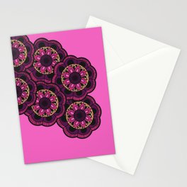 The 6th Flower Stationery Cards