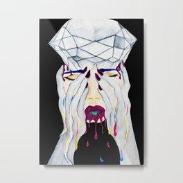 Color Sick Metal Print