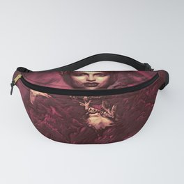 The Red Queen Fanny Pack