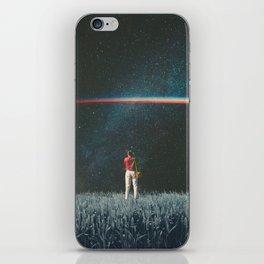 Saw The Light iPhone Skin