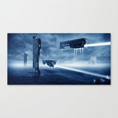 Prometheus Canvas Print