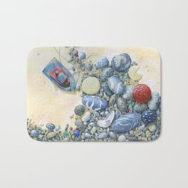 Beach Front II Bath Mat