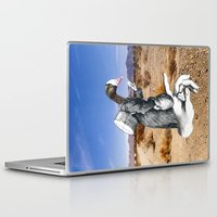 write Laptop & iPad Skins featuring Don't Forget To Write by Michael Harford