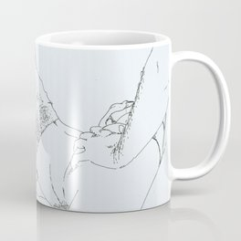 NUDEGRAFIA - 46 Coffee Mug