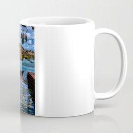 Nelsons Dockyard Coffee Mug