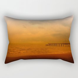 Soul in the wind Rectangular Pillow