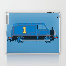 Tommy the Van Engine Laptop & iPad Skin