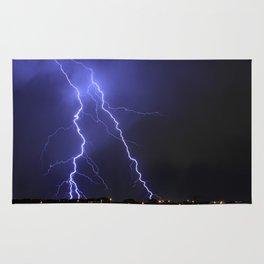 Salt Lake Lightning Rug