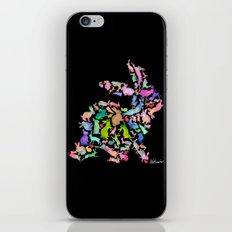 Soul Bunny - Spring Time - Dark iPhone & iPod Skin