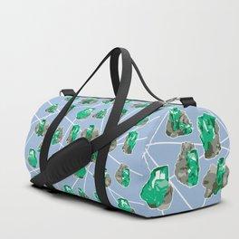Emeralds Duffle Bag