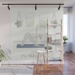 My Happy Place! Wall Mural