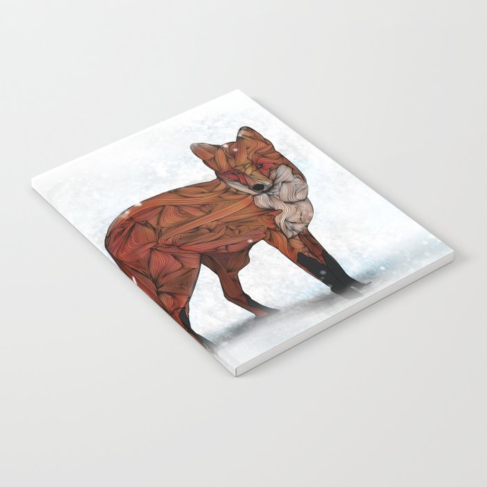 Red Fox Notebook