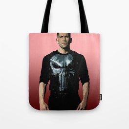 Frank Castle Tote Bag