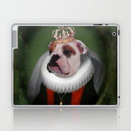 English Bulldog Art - Lucy Laptop & iPad Skin