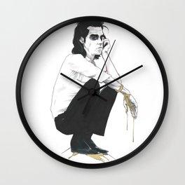 Shivers Wall Clock