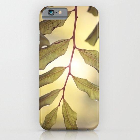 sun it rises iPhone & iPod Case