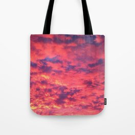 Zona Sunrise Tote Bag