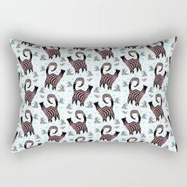 SNOBBY CATS COCKTAILS Rectangular Pillow